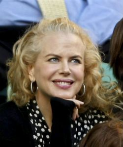 Nicole Kidman Embraces Curls for Her Daughter