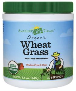 Can Wheatgrass Reverse Gray Hair?