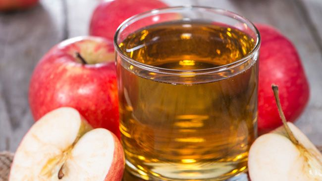 apple cider vinegar rinse for hair