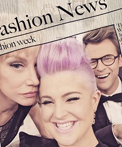 Zendaya's Locs Controversy Causes Kelly Osbourne to Quit Fashion Police...And Other Stories You Missed This Week