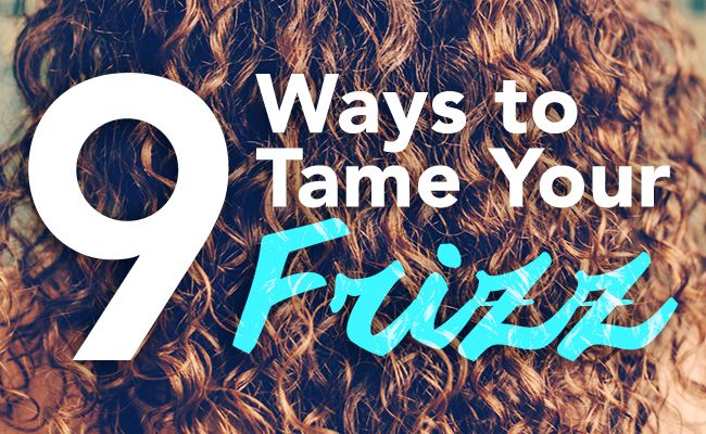 9 Ways to Tame Your Frizzy Hair | NaturallyCurly.com - photo #49