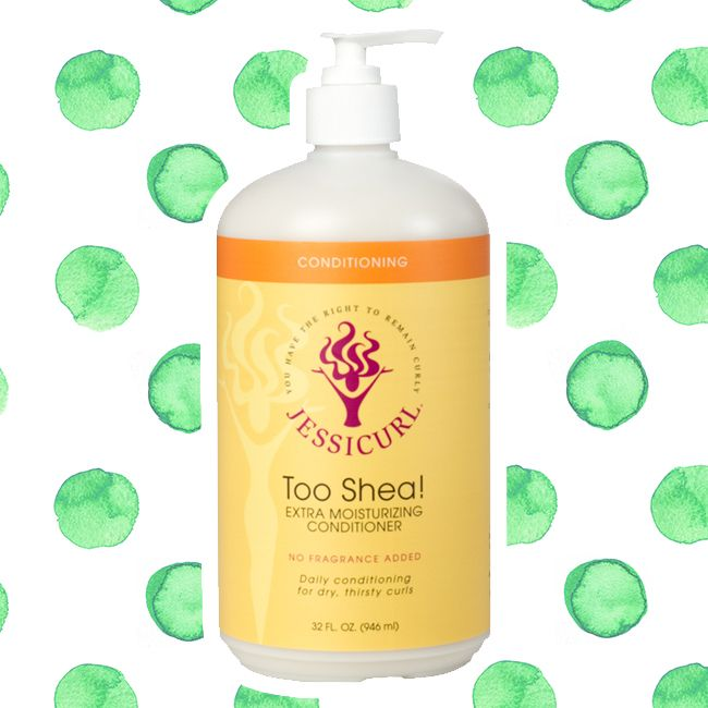 jessicurl too shea moisturizing conditioner