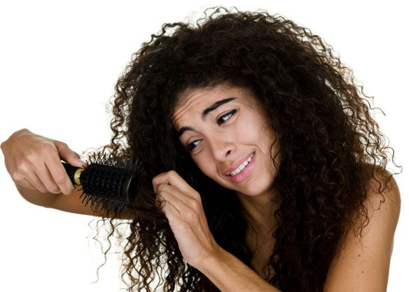6 Signs You're Brushing Your Hair Wrong   NaturallyCurly.com