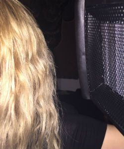 Life Hack: How to Dry Your Hair with a Space Heater