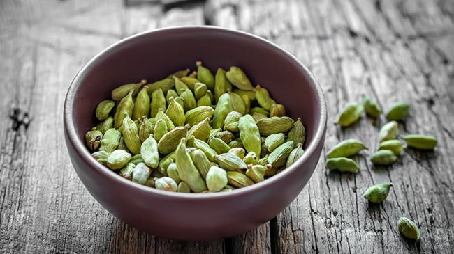 cardamom for scalp issues