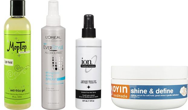8 Alcohol-Free Curl Defining Products | NaturallyCurly com