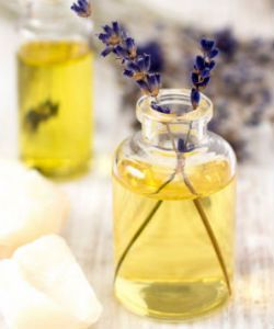 A Simple Lavender Spritz for Softer Hair