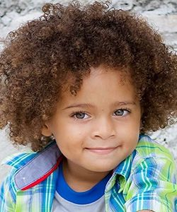 Kids Curly Hair Q&A: My Baby's Hair is Dry, Brittle and Frizzy. Help!