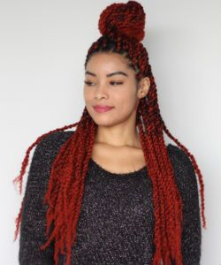 My Protective Style Twists Takedown: Before, During & After