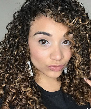 Texture Tales: Cory Tells Us the Curly Girl Essential She Can't Live Without