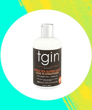Why TGIN Green Tea Super Moist Leave in Conditioner is My New Holy Grail