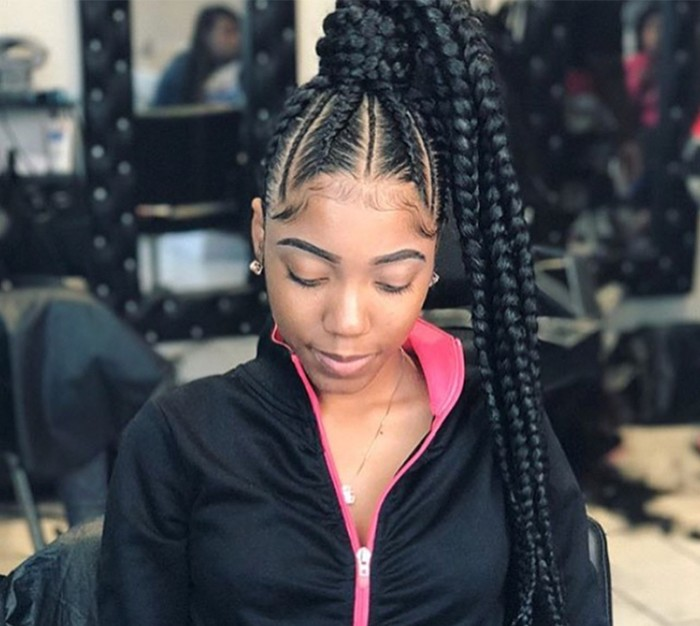 5 Easy Protective Styles Perfect For The Office Curlynikki