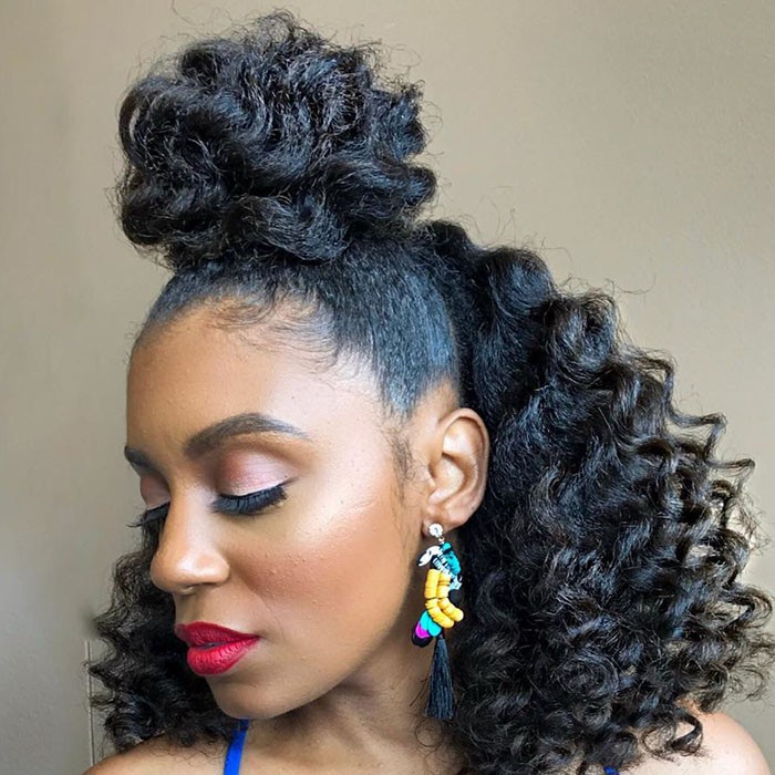 15 Natural Hairstyles We Love Naturallycurly Com
