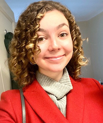 Texture Tales: Caroline on Overcoming Her Insecurities With Her Curls