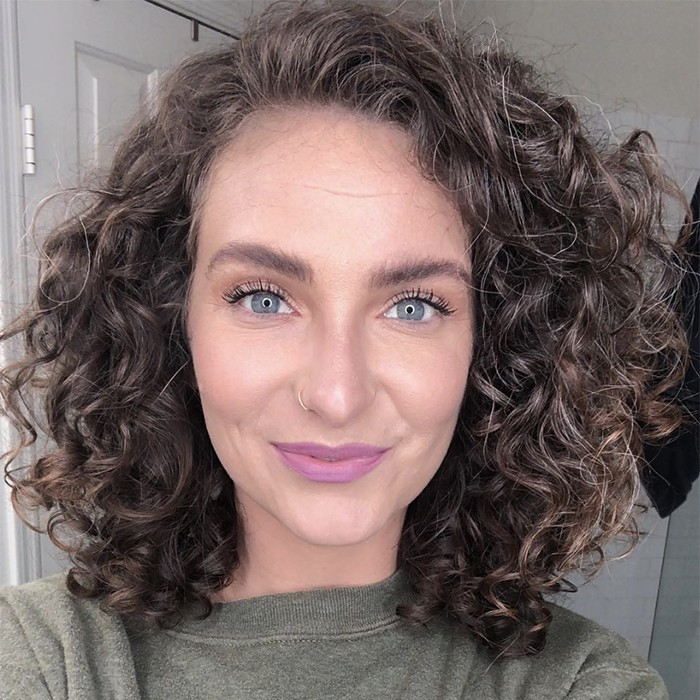 How to Make Fine, Thin Hair Look Fuller Without Losing Curl ...