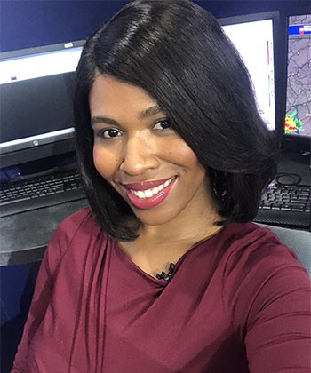 This News Anchor Says it's Time to Ditch The Wig and Wear Her Natural Hair on Air