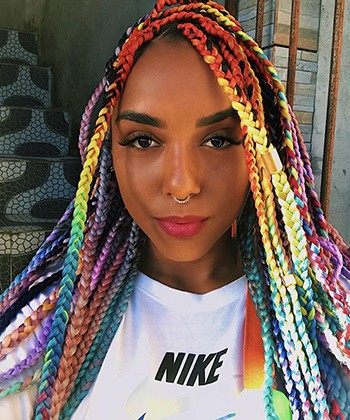 10 Stunning Ways to Accessorize Your Braids