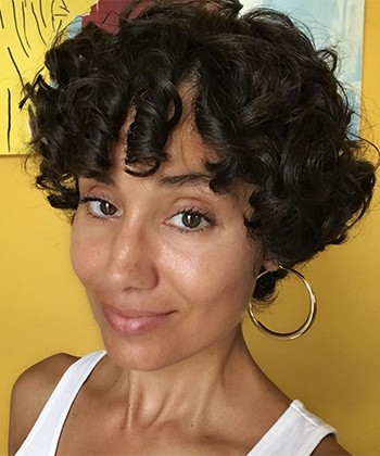 Texture Tales: This is How Thais Styles Her Flawless Pixie Cut