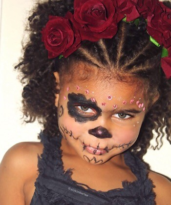 15 Adorable Halloween Ideas for Your Curly Kid