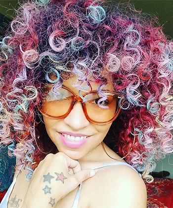 Spring's Hottest Hair Trend: Pastel Curls