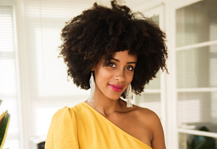 Keziah Dhamma on her Journey to Creating the Top Curly Hair Accessories for Naturalistas