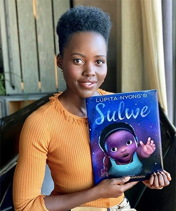 Lupita Nyong'o Debuts her Inspiring Children's Book on Colorism