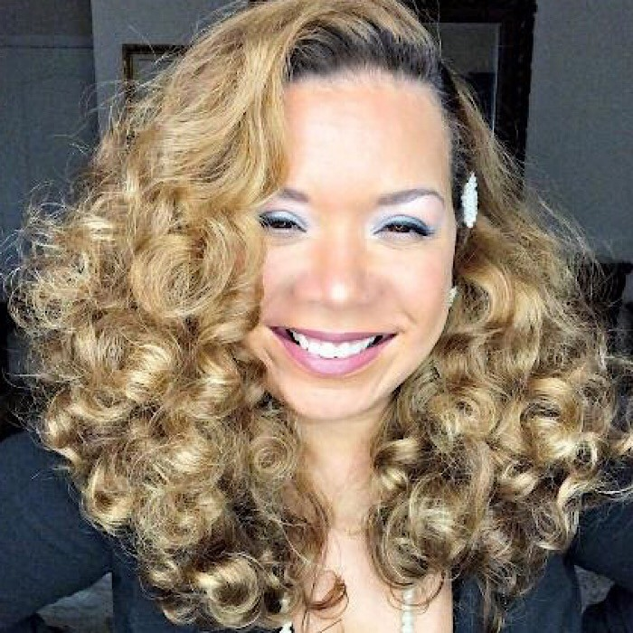 3 Easy Ways To Style Your Curly Hair For New Years Naturallycurly Com