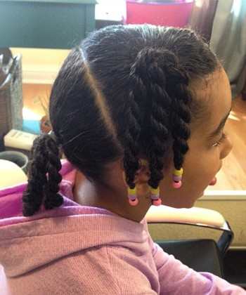4 Braided Kids' Styles to Try for Back to School
