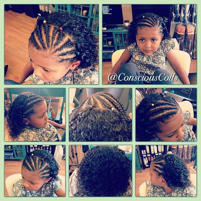 Brilliant Braided Kids Styles For Back To School Naturallycurly Com Schematic Wiring Diagrams Amerangerunnerswayorg