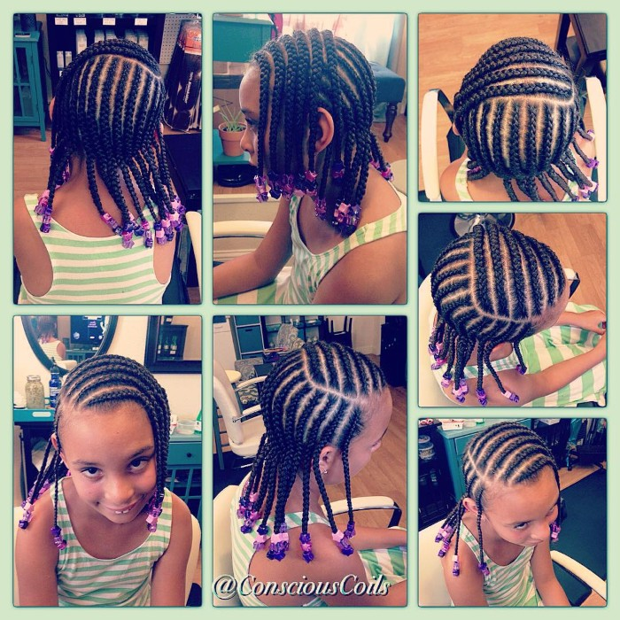 Braided Kids Styles For Back To School Naturallycurly Com
