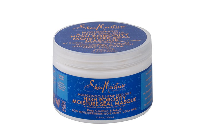 Product Review: SheaMoisture High Porosity Moisture Correct Masque