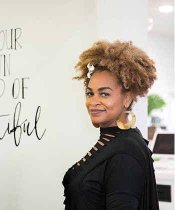 Stylist, Brandie Kekoa, Shares Her Holistic Approach to Nurturing Curls