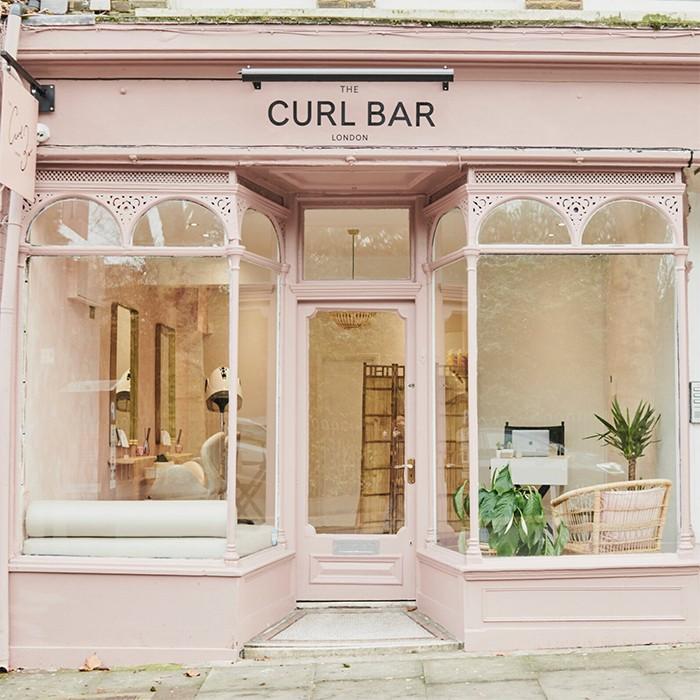 curl bar 700