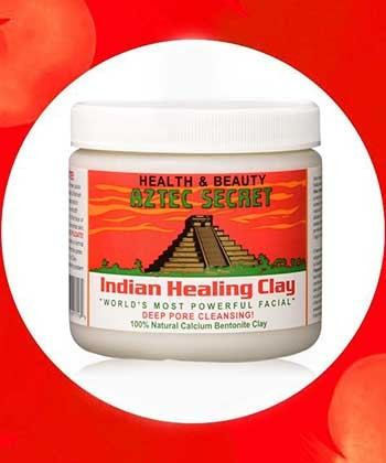 How To Use an Aztec Secret Healing Clay Mask to Revamp Your Curls