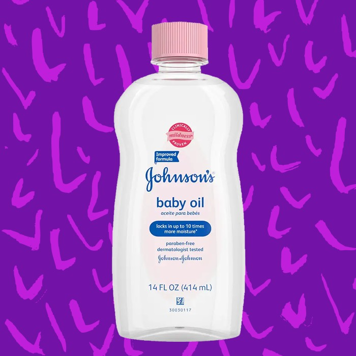Johnson & Johnson Baby Oil