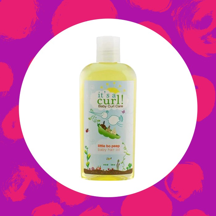 It's a Curl Little Bo Peep Hair Oil