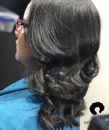 How to Achieve a Silk Press on Natural Hair