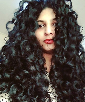 Texture Tales: Greeshma Shares her Curly Journey and the DIY Recipes that Saved Her Curls