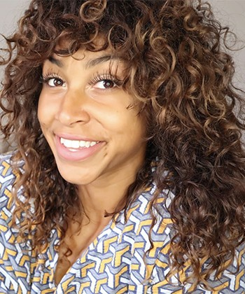 Texture Tales: Tanisha Shares Her Best Tips for Transitioning and Curly Girl Essentials for Beginners