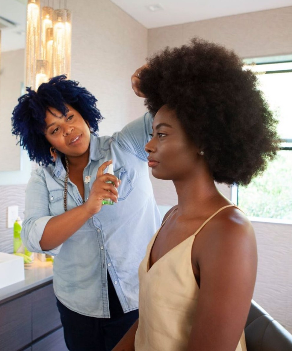 Christin Brown Shares her Game-Changing Tips for Flawless Curls