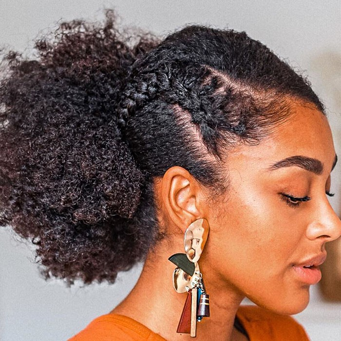 10 Curly Ponytail Styles To Try Next Naturallycurly Com