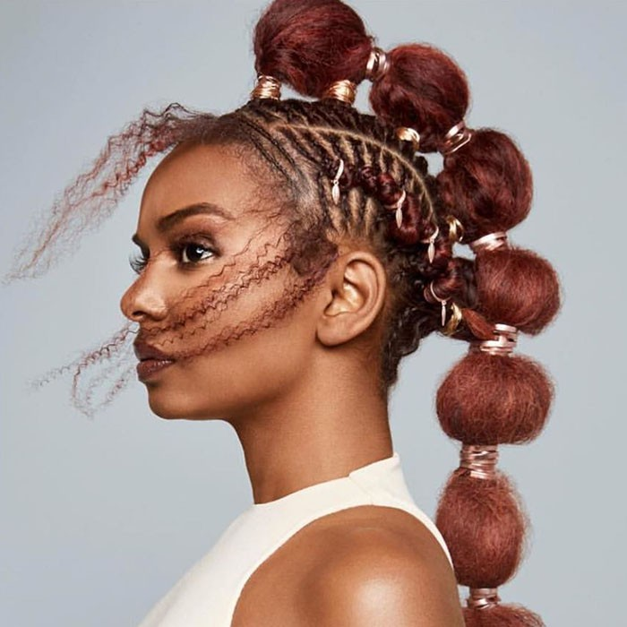 Stupendous 10 Curly Ponytail Styles To Try Next Naturallycurly Com Schematic Wiring Diagrams Phreekkolirunnerswayorg