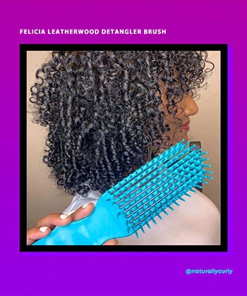The Best Brushes for Detangling Curly Hair - According to Curl Stylists