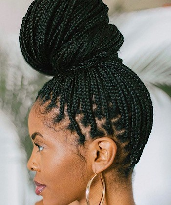 How to Care for Your Natural Hair While Wearing Box Braids