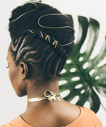 15 Braided Updos for Every Occasion