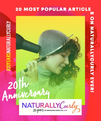 20 Most Popular Articles on NaturallyCurly EVER!