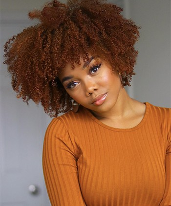 Texture Tales: Jalisa Shares Her Journey to Embracing Her Coily Hair with Confidence