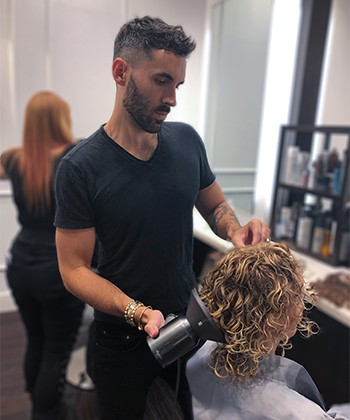 Find out How Becoming a Rezo Certified Stylist Changed the Trajectory of This Hairstylist's Career