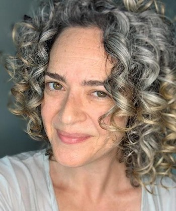 These Women Ditched the Hair Dye to Embrace Their Gray Curly Hair