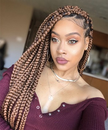 7 Top Tips to Maintain Your Box Braids